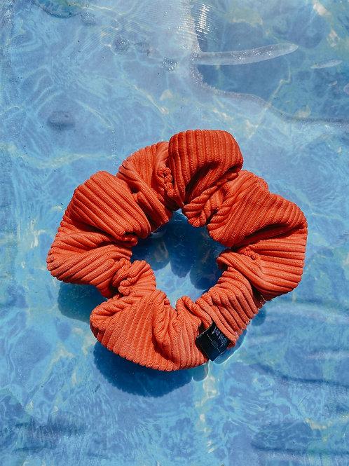 Red Swim Scrunchie