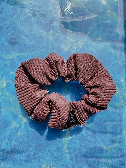 Purple Swim Scrunchie