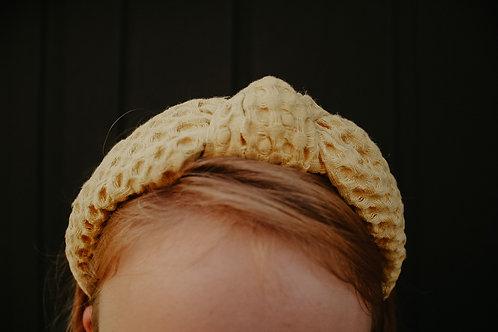 Sunshine Top Knot Hard Headband