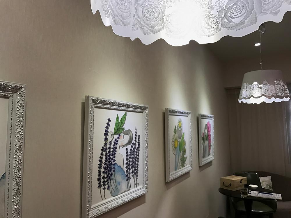 二樓會客室_圓圓視覺設計師作品