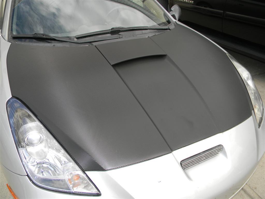 Wrap It Ireland 3d Carbon Fibre Matte Black And White