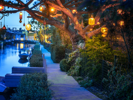 Night Photography: How to Capture Beautiful City Lights