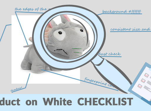 Photo on White CHECKLIST, Video + Handout