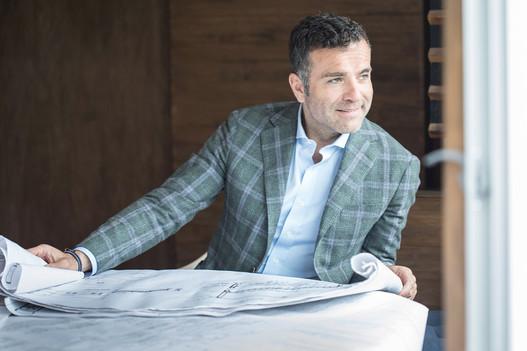 Architect Corporate Portrait
