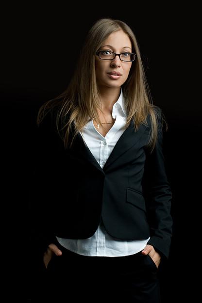 Business PR Portrait