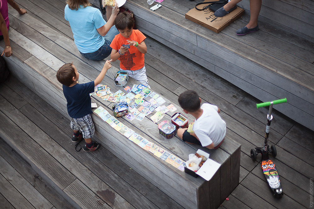 High Line Park: The Hanging Gardens of New York