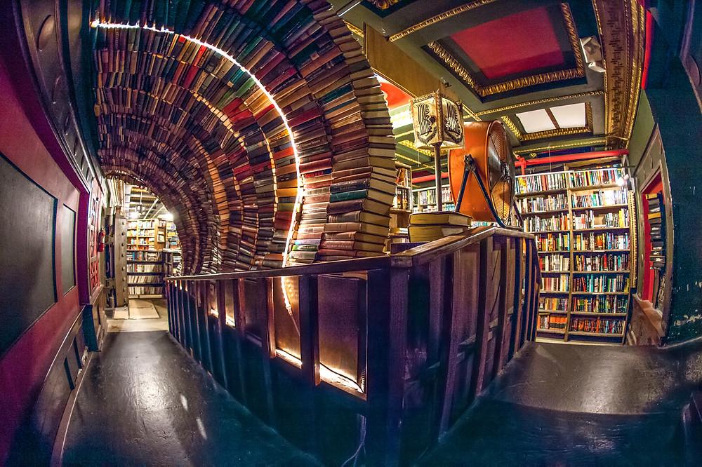 The Last Bookstore, Los Angeles