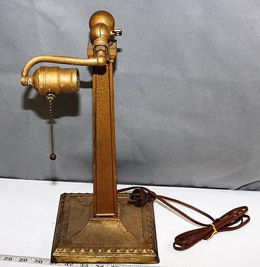 1940s Bankers Lamp - No Shade
