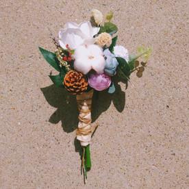 modern rustic bridesmaid floral bouquet 1.jpg