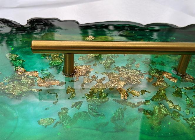 Emerald green & gold tray_3.jpg