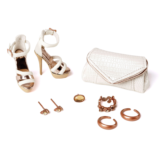 Fashion Royalty 2013 Classic_A touch of Frost accessories