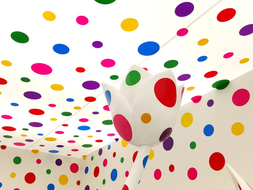 Top 10 favourites from Yayoi Kusama: Life is the Heart of a Rainbow