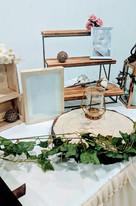 modern rustic lunch wedding decor 5.jpg