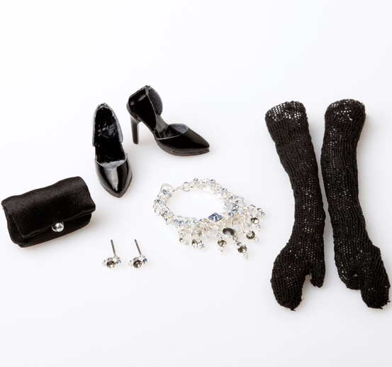 Fashion Royalty 2013 Classic_Captivating accessories