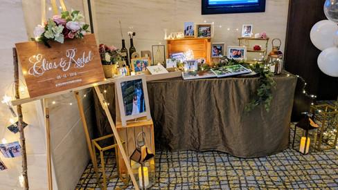 modern rustic wedding dinner reception table 1.jpg