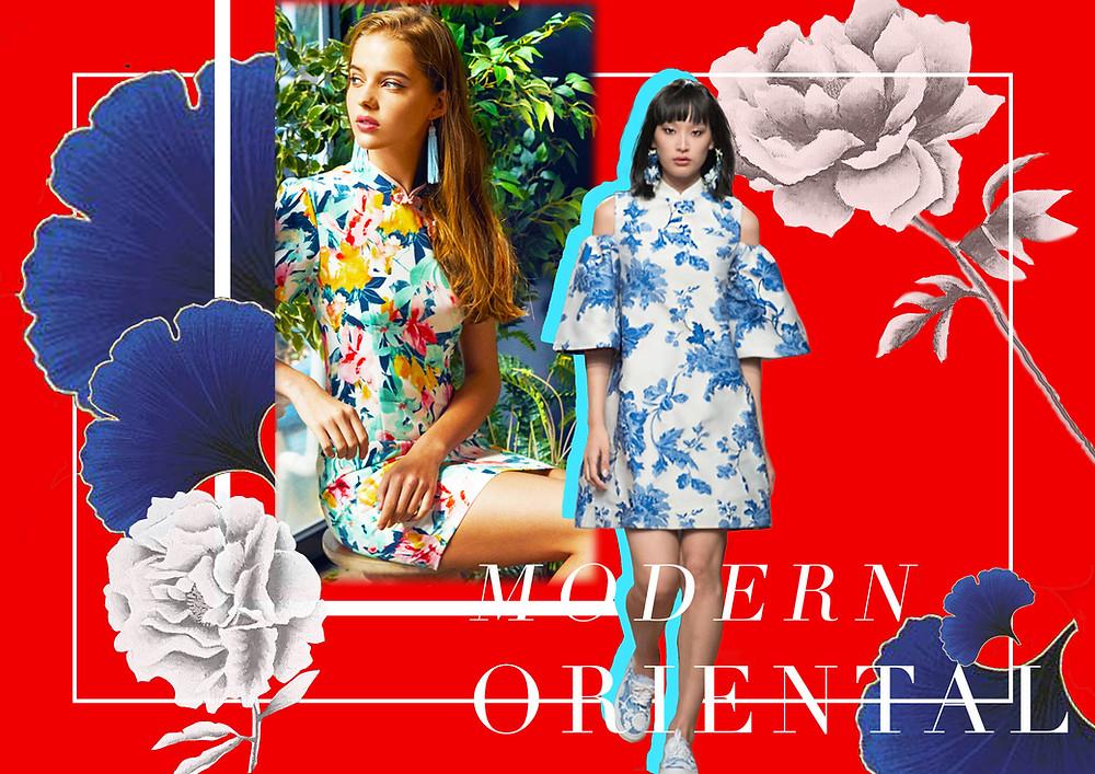 Modern Oriental for CNY
