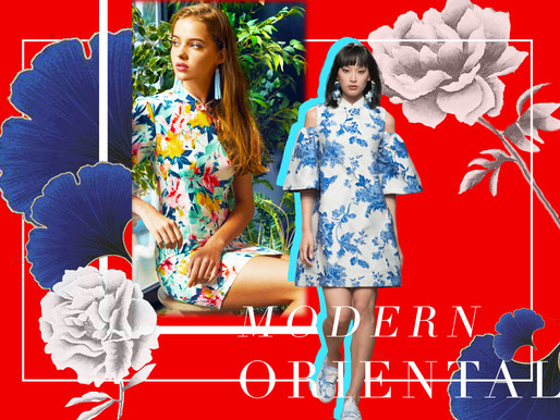 5 Ways To Wear Oriental Style Like A Trendsetter This CNY