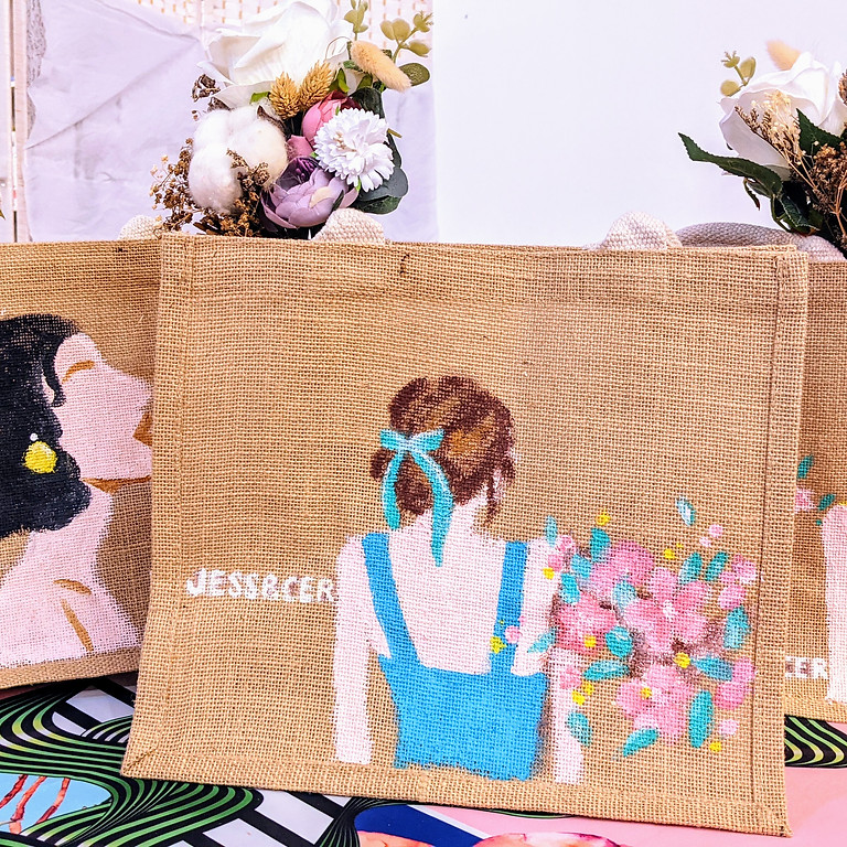 Own My Bag Workshop - 2 May