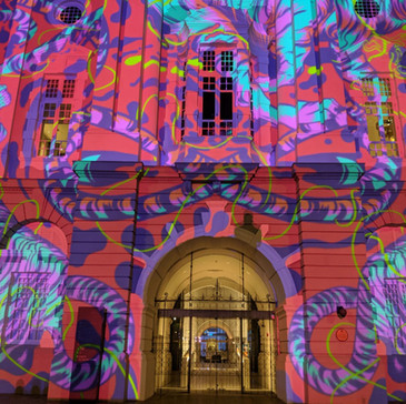 Didn't make it? Here's What You Missed At Light-To-Night Festival