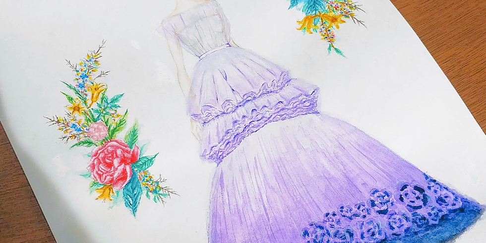 Fashion Illustration Masterclass I