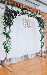 modern rustic wedding floral arch.jpg