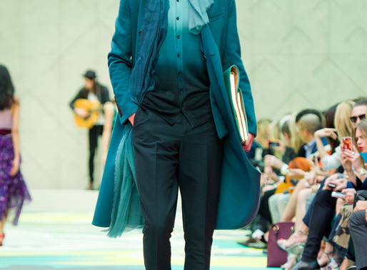 What We Love About Burberry By Christopher Bailey