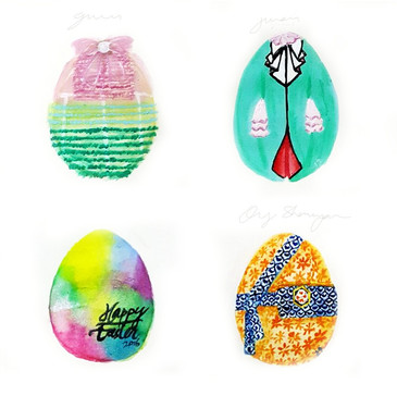 Couture Easter, Loves