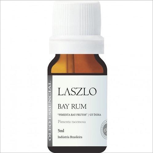 Óleo essencial bay rum - Laszlo 5ml