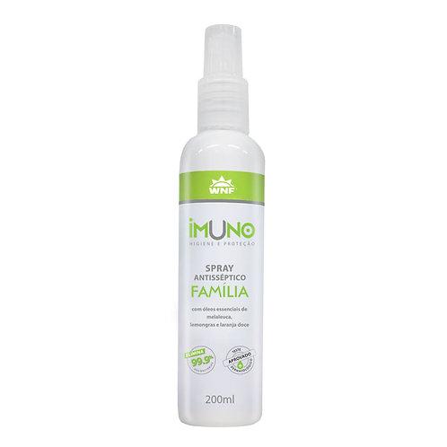 Imuno aromatherapy higienizador - 200ml
