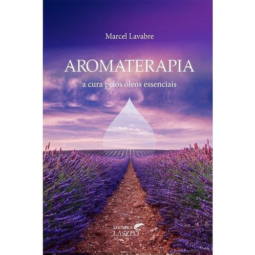 Livro Aromaterapia - A cura pelos óleos essenciais