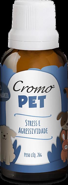 Cromopet stress e agressividade - 26g
