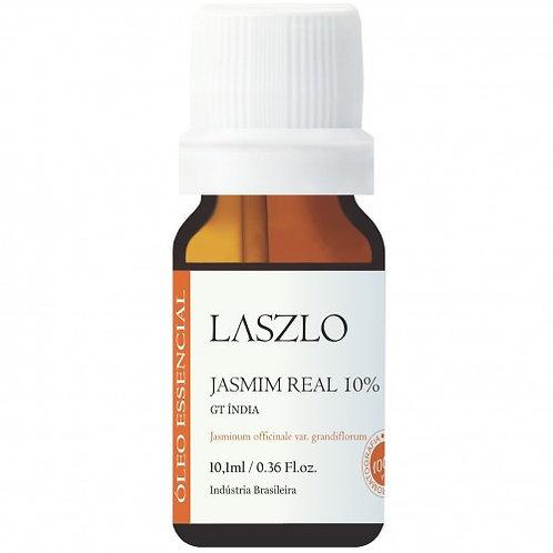 Óleo essencial jasmim real 10% - Laszlo 10,1ml