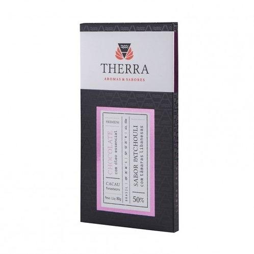 Chocolate patchouli com tâmaras 50% - Laszlo 80g