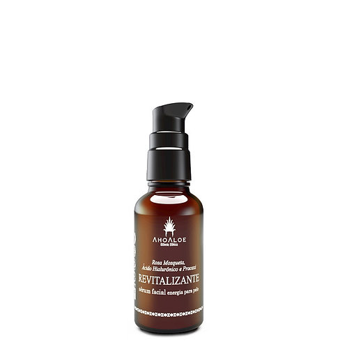Serum Facial REVITALIZANTE 30ML AHOALOE