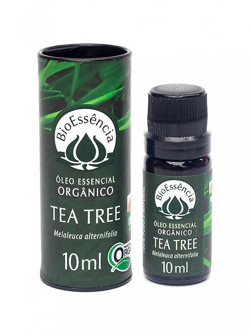 Óleo essencial tea tree orgânico - Bio Essência 10ml