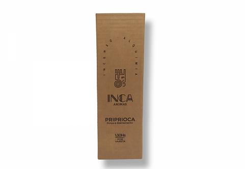 Incenso priprioca terapêutico 4 varetas - Inca Aromas