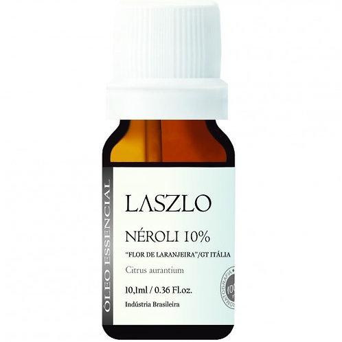 Óleo essencial neroli 10% - Laszlo 10,1ml