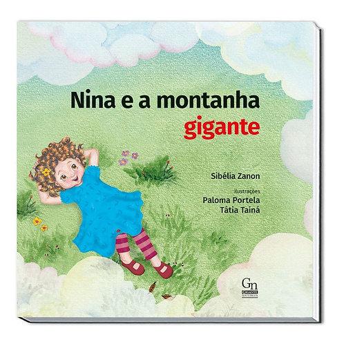 Livro infantil Nina e a montanha gigante