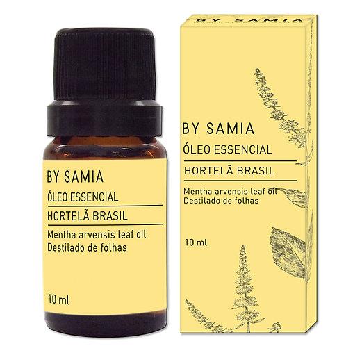 Óleo essencial hortelã do Brasil - By Samia 10ml