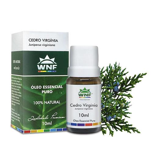 Óleo essencial cedro virgínia - WNF 10ml
