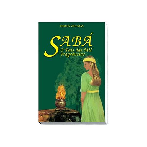 Livro Sabá, o país das mil fragrâncias - WNF