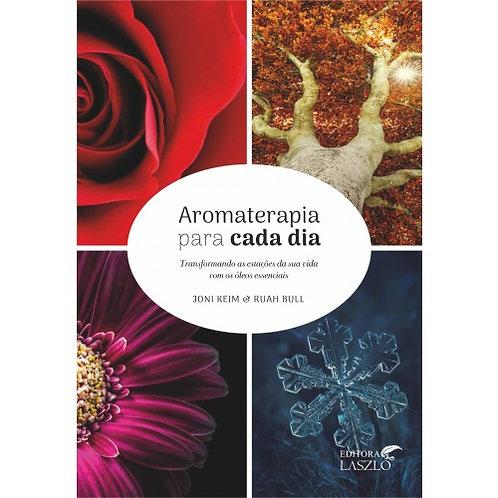 Livro Aromaterapia para cada dia