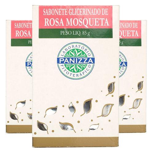 Sabonete de Rosa Mosqueta