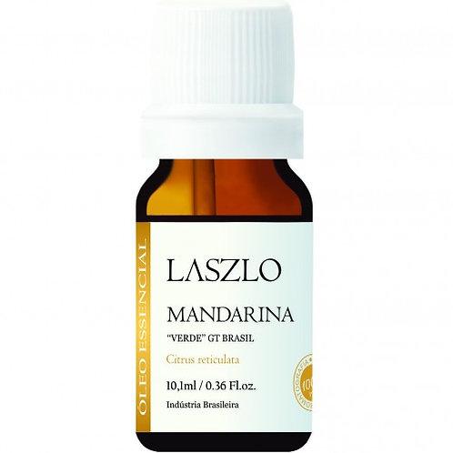 Óleo essencial mandarina verde - Laszlo 10,1ml