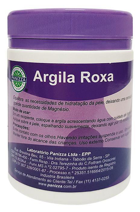 Argila pote roxa - Panizza 200g