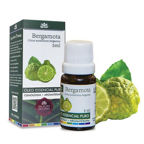 Óleo essencial bergamota - WNF 5ml