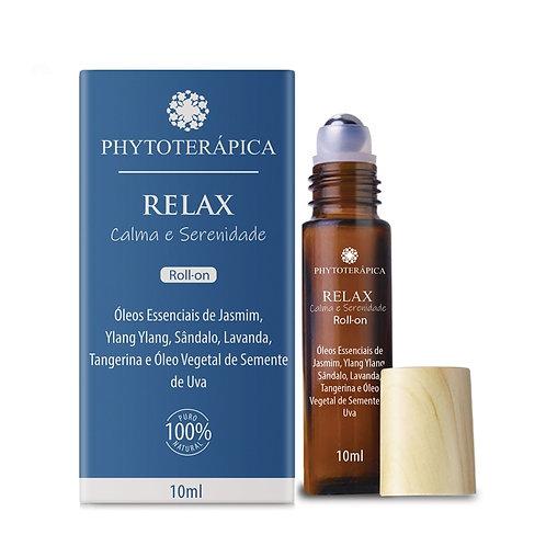 Rollon óleo composto relax - 10ml