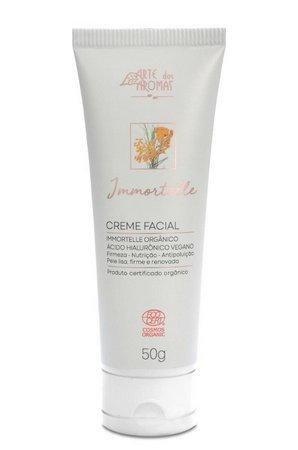 Creme facial immortelle - 50g