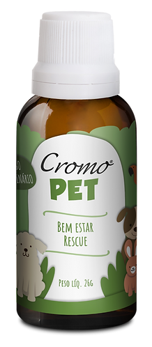Floral Pet Bem Estar Rescue