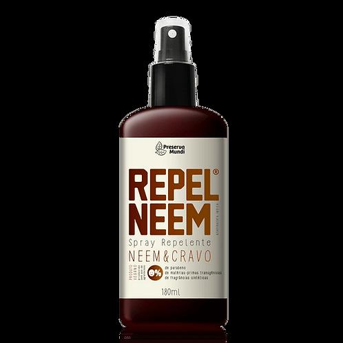 Repel Neem Cravo - 180 ml